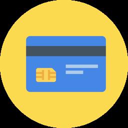 icono tarjeta de credito